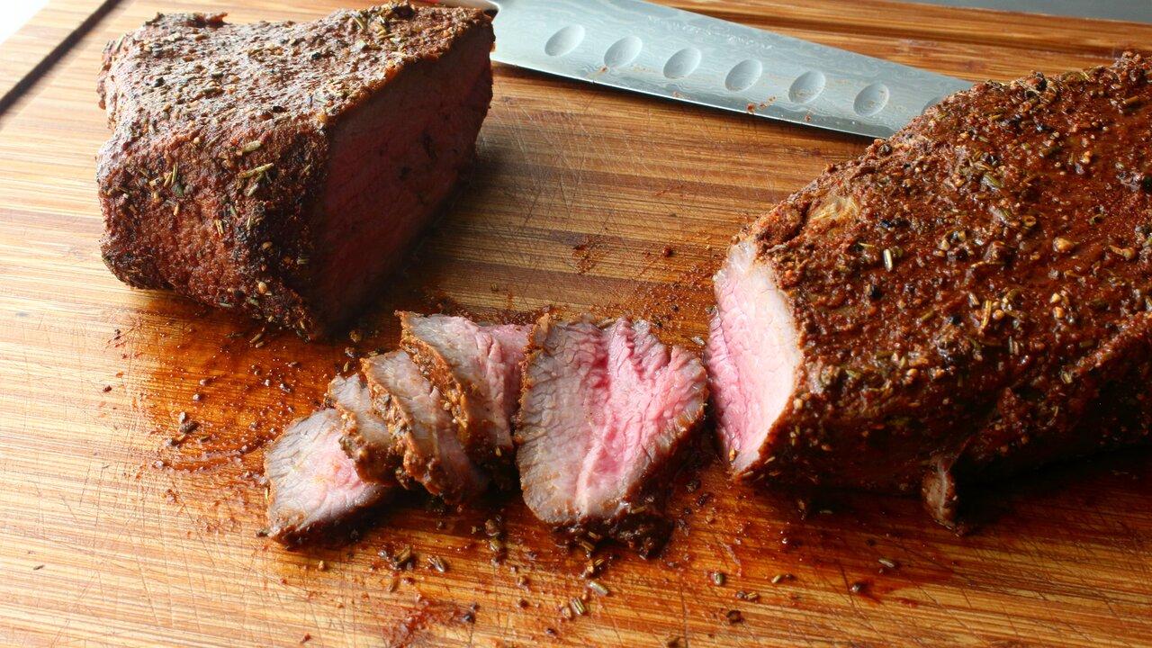 The Best Beef Tri-Tip