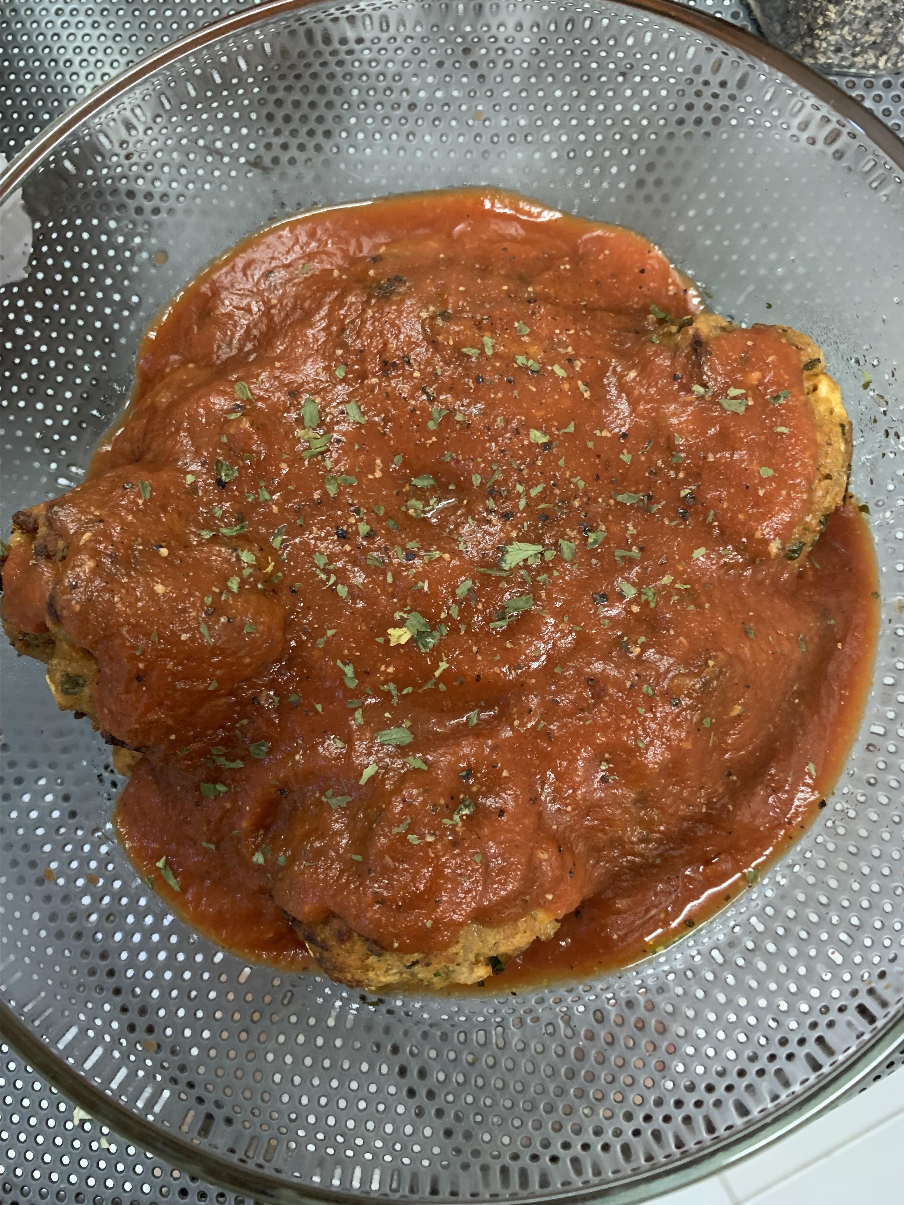 Italian Turkey Meatballs Bing Bhirombhakdi