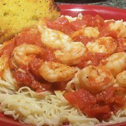 Shrimp with Spicy Tomato Sauce Pam Ziegler Lutz