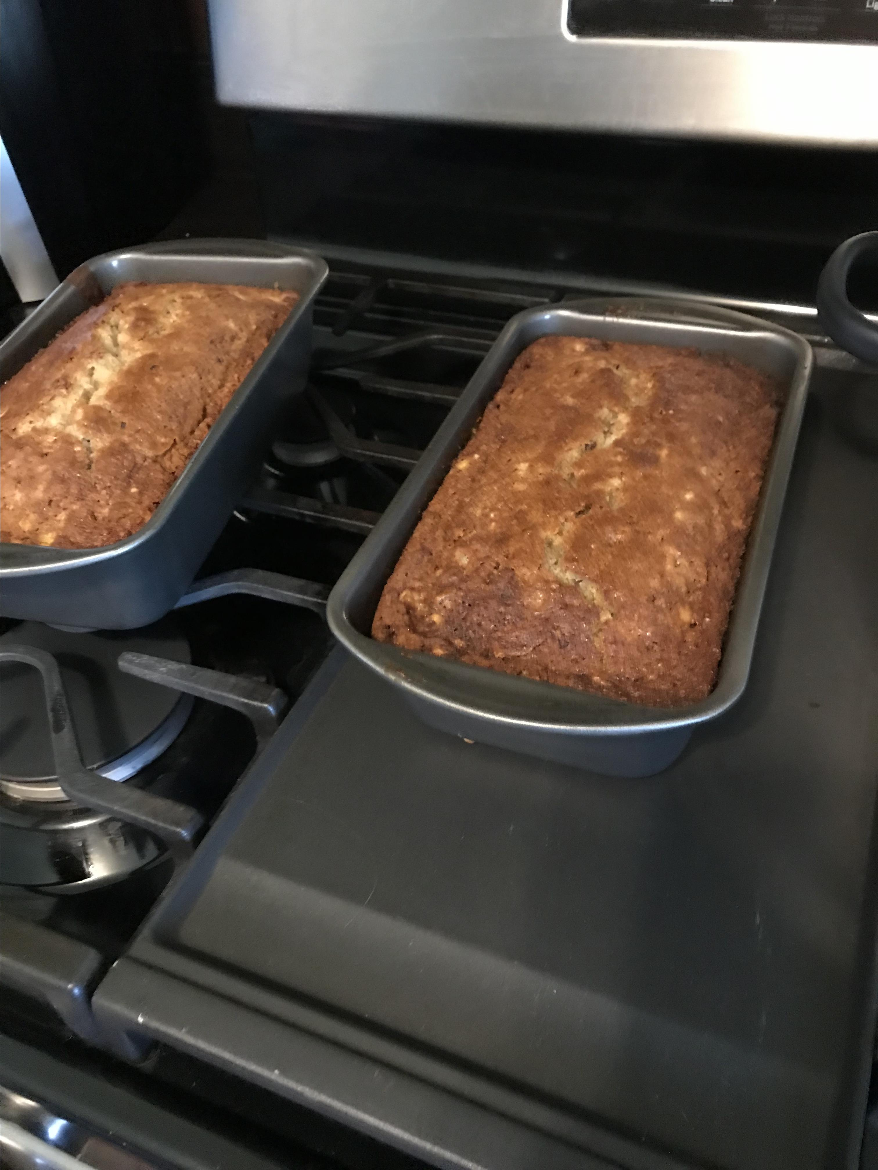 Sweet Summer Squash Bread