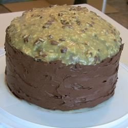 Diane's German Chocolate Cake