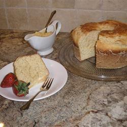 Golden Cake Batter Bread Lori