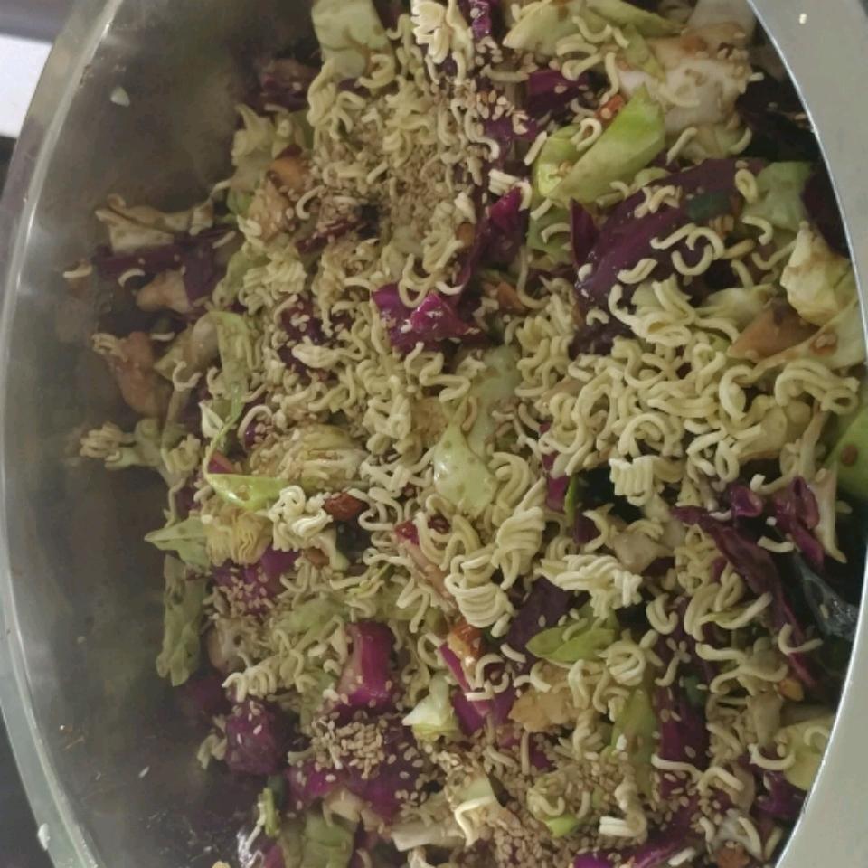 Summer Cabbage Salad Carol-anne Elliott