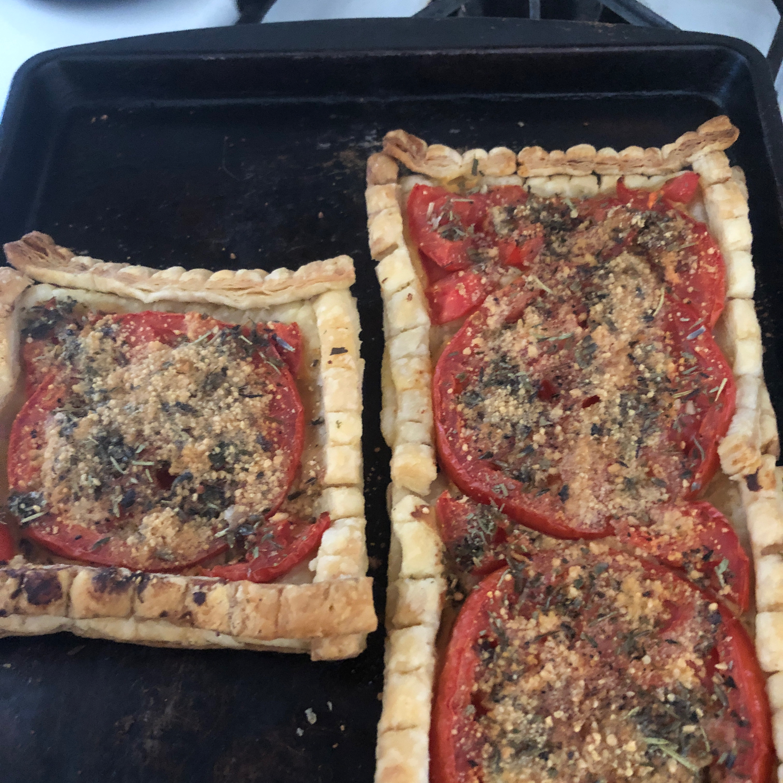 Chef John's Tomato Tart beverly