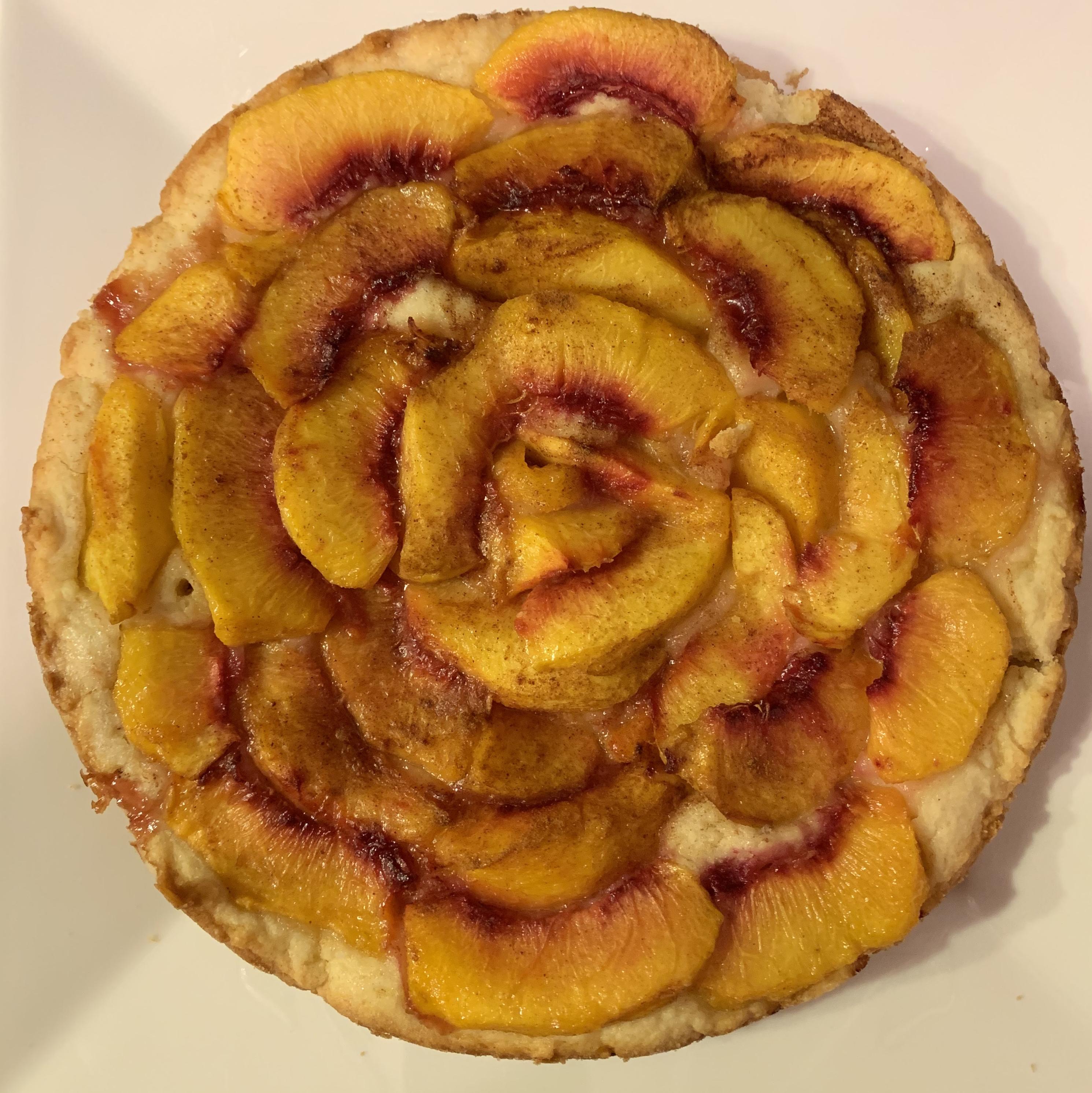 Peach Kuchen