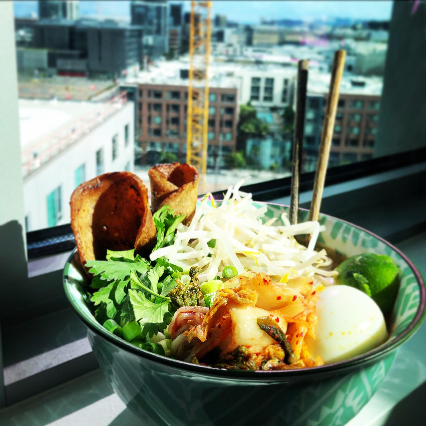 Vegetarian Pho (Vietnamese Noodle Soup) Sarah Pope