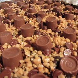 Fancy Brownies Caroline