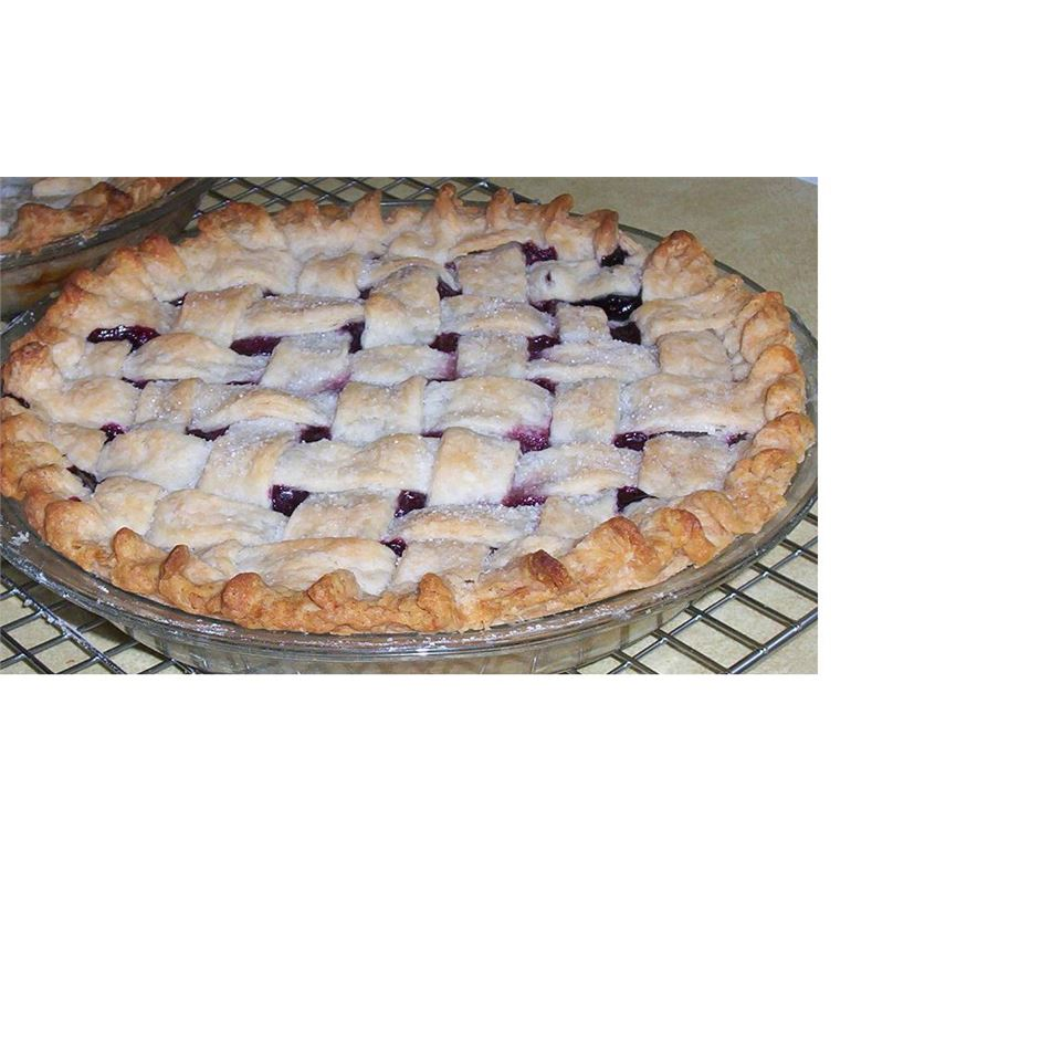 Blueberry Cherry Pie Luvtobake