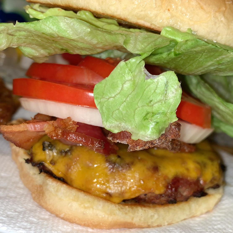 Jack 'n' Coke® Burgers Brian