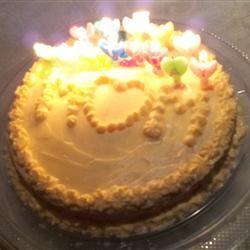Beat and Bake Orange Cake