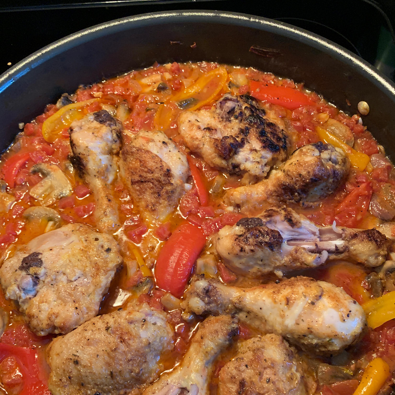 Chicken Cacciatore from Swanson® Thaddeus Harden