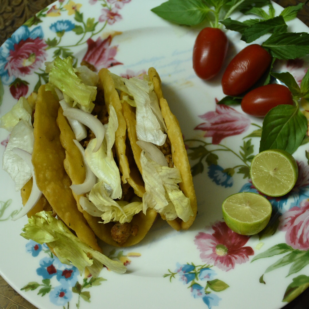 Easy Tacos Parsa Kolaee