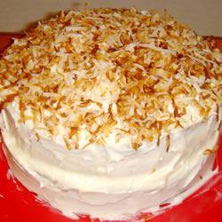 Coconut Cake III