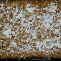 German Apple Cake I dadgrinch8
