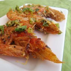 Salt-and-Pepper Shrimp (Tom Rang Muoi)