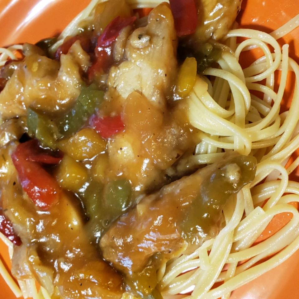 Stir-Fry Chicken Lo Mein Elaine Blake Williams