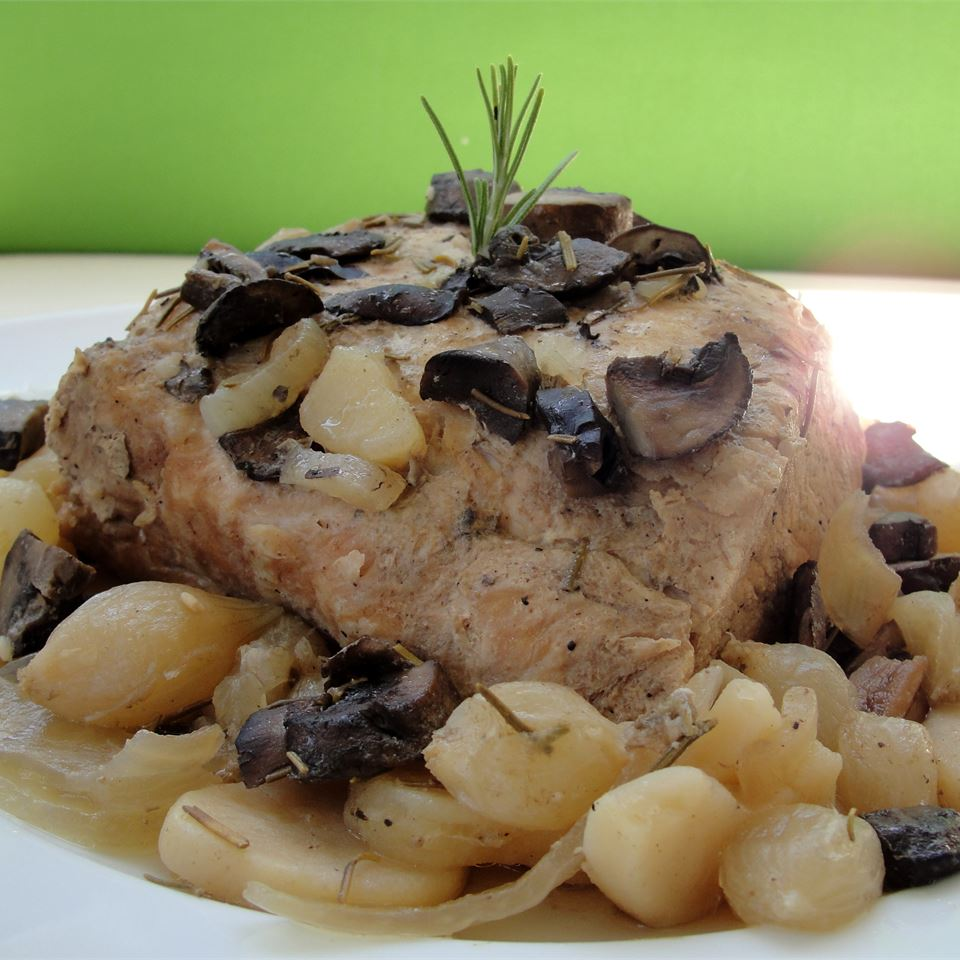 A Nice Slow-Cooked Pork