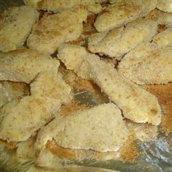 Lemon Chicken Tenders