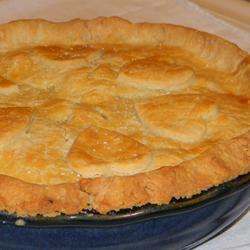 Harden Your Arteries Pie Crust
