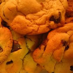 Chocolate Chip Cookies V Naomi Booker