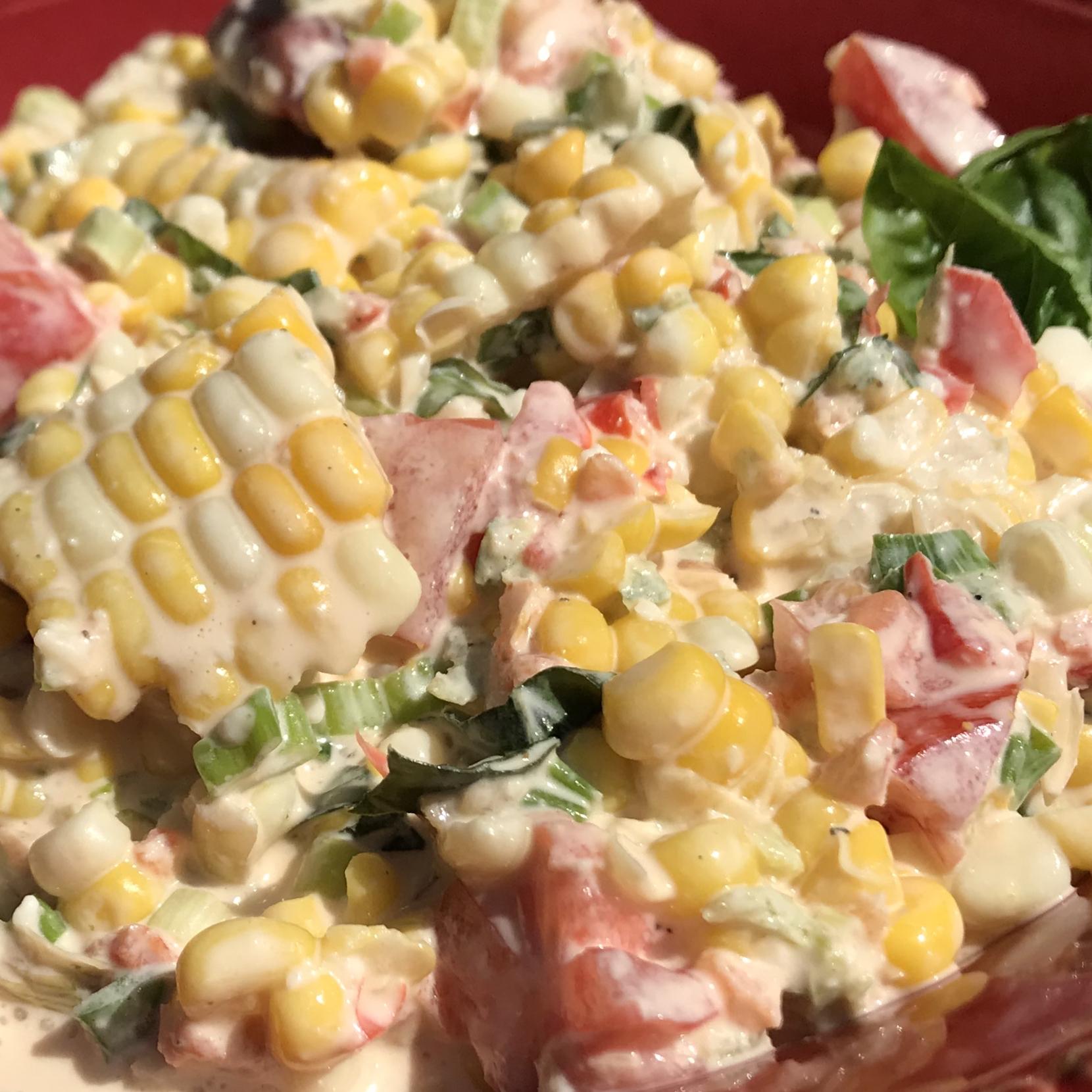 Refreshing Corn Salad Lori