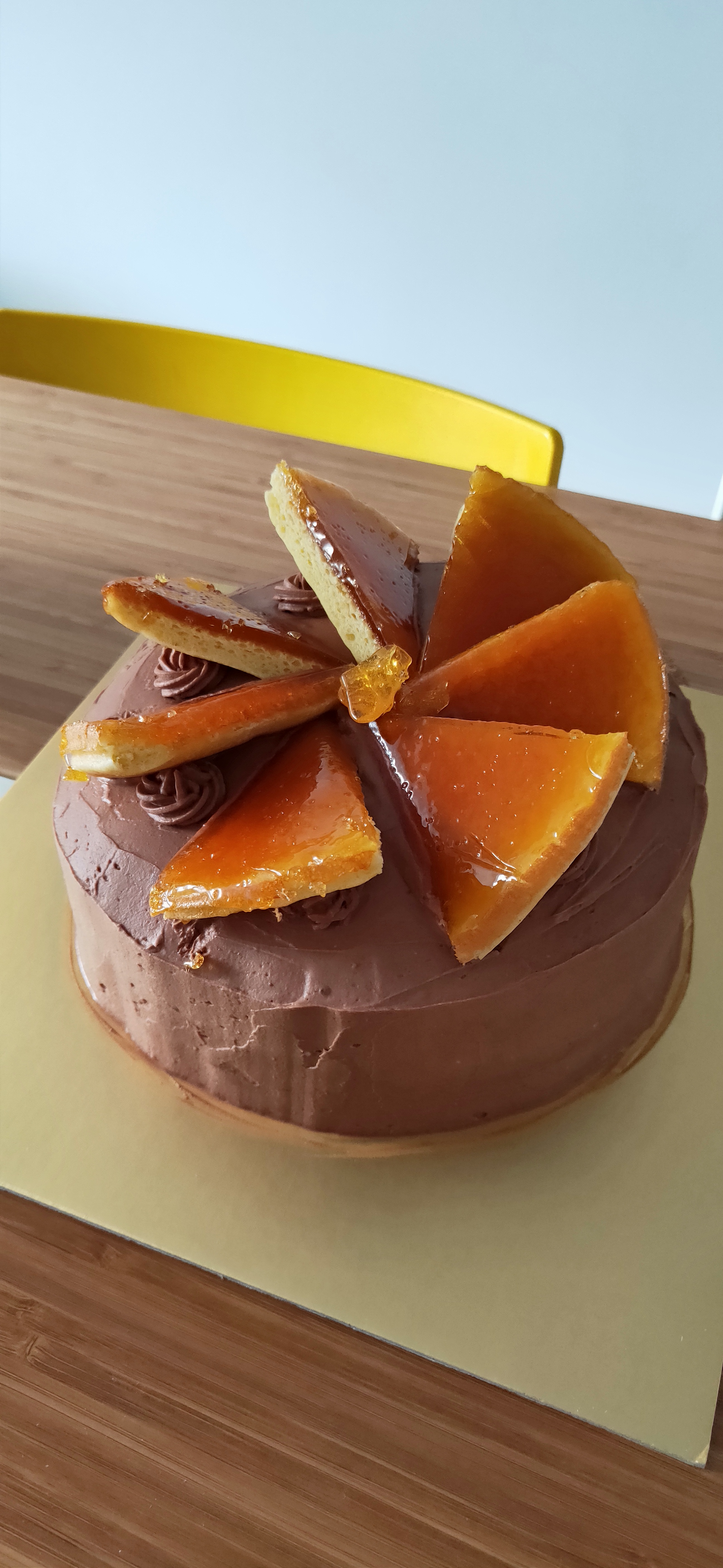 Dobos Torte Jia Ling Lee