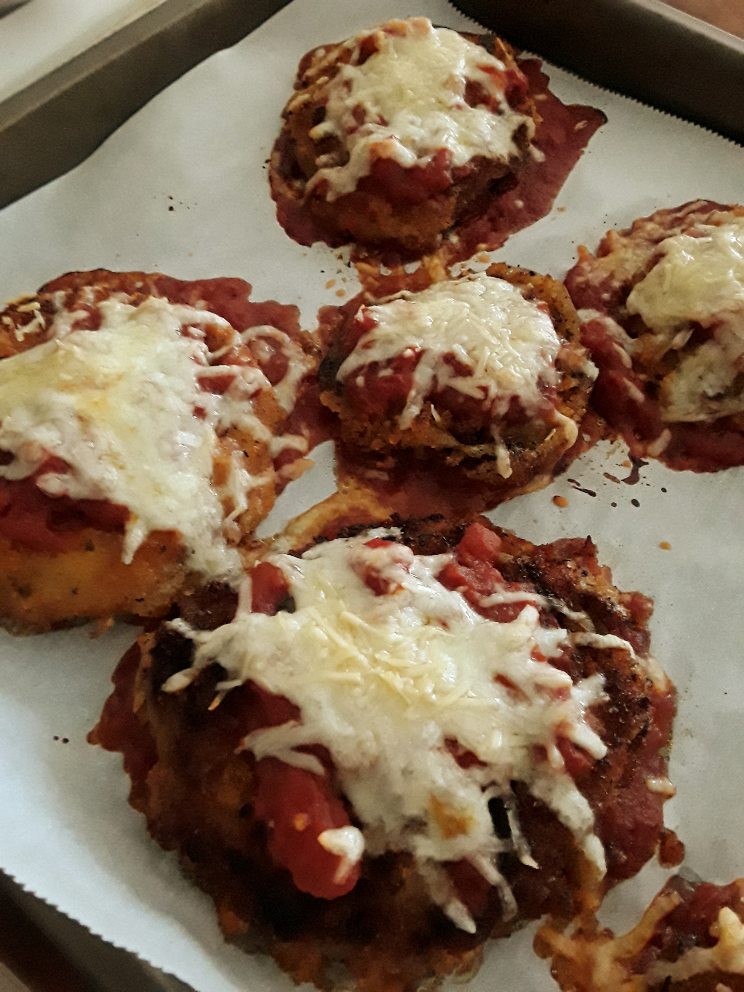 Italian Baked Eggplant with Parmesan (Parmigiana di Melanzane) Sally Hughes