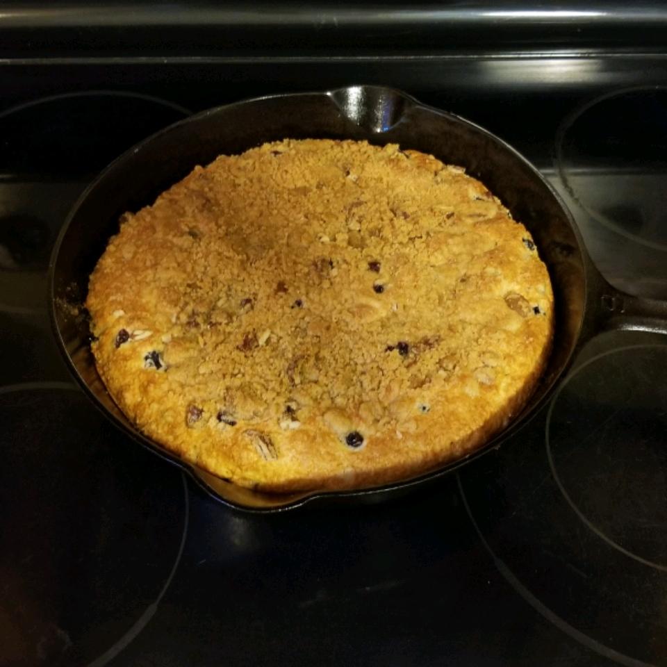 Blueberry Coffee Cake III Skipperetta