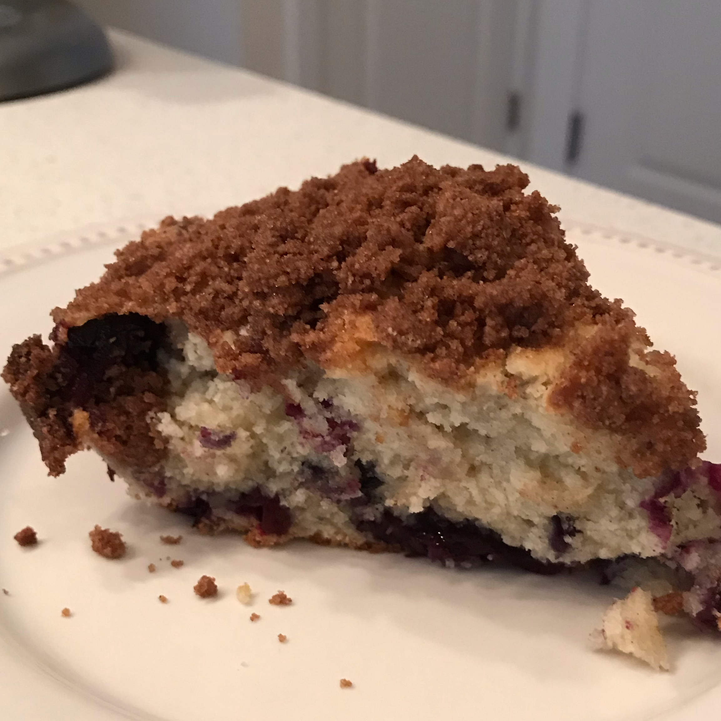Blueberry Coffee Cake III Julie Stoltz