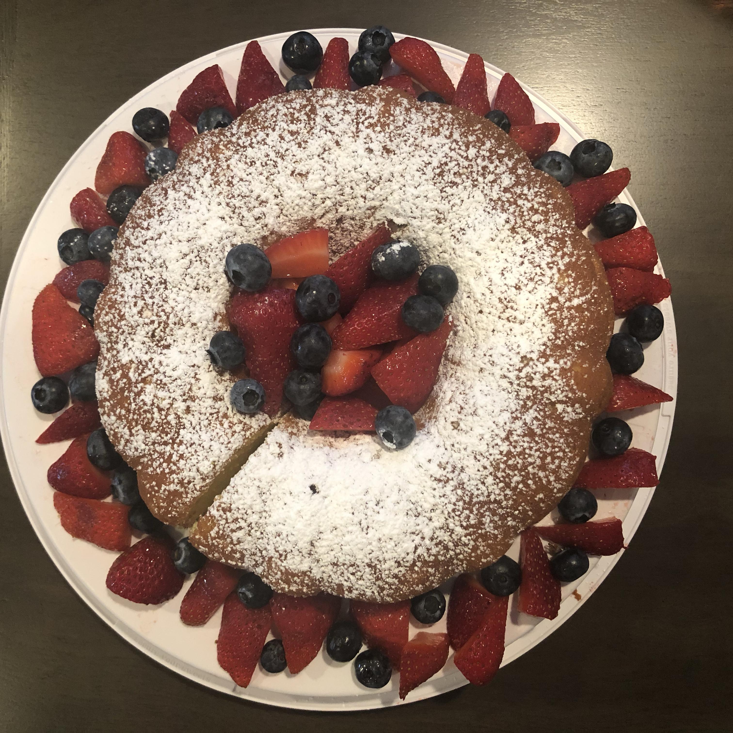 Easy Lemon Lover's Bundt® Cake