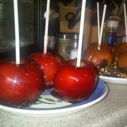 Candied Apples II