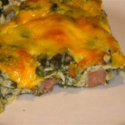 Ham and Cheese Omelet Casserole Nikki