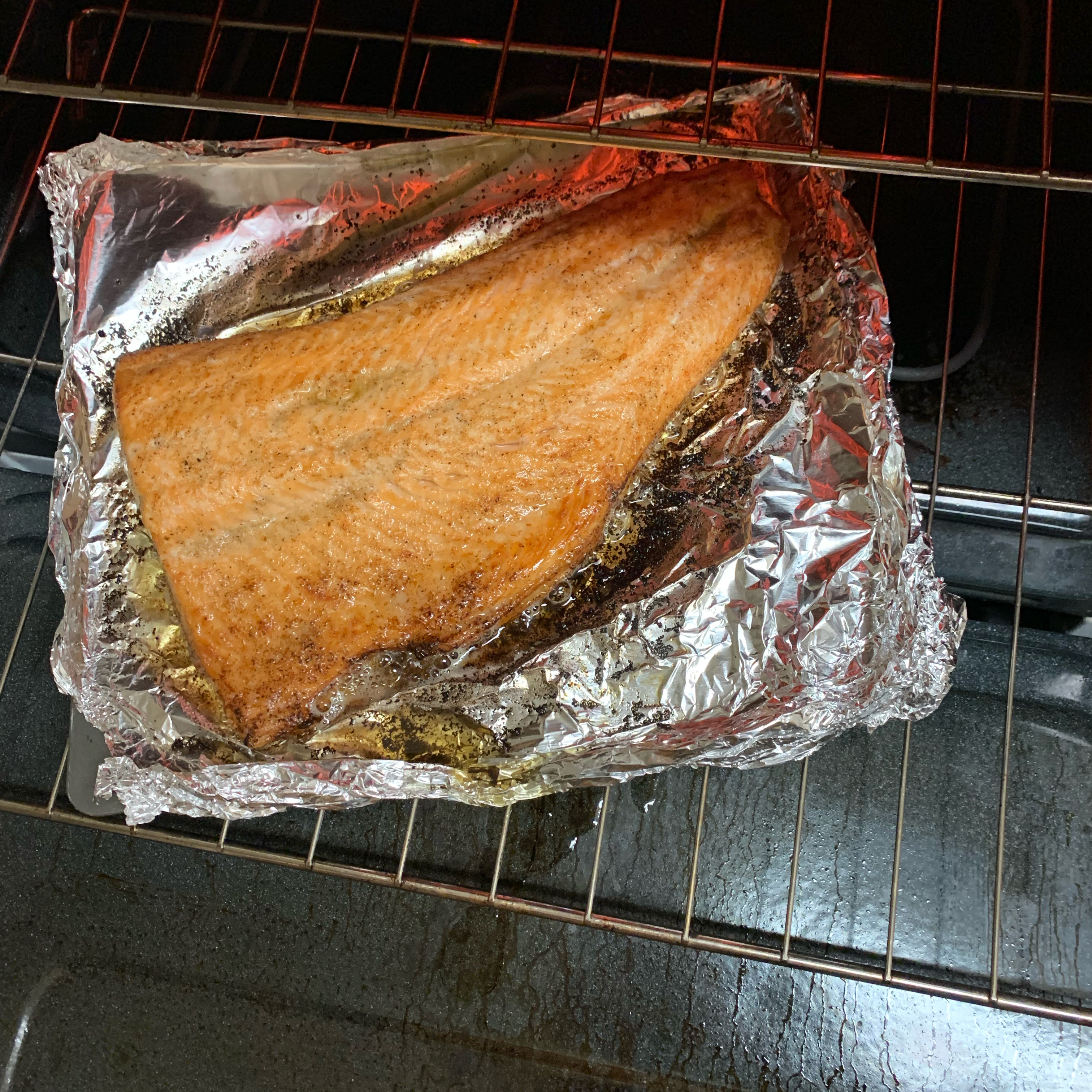 Melt-in-Your-Mouth Broiled Salmon Jaclyn Rose