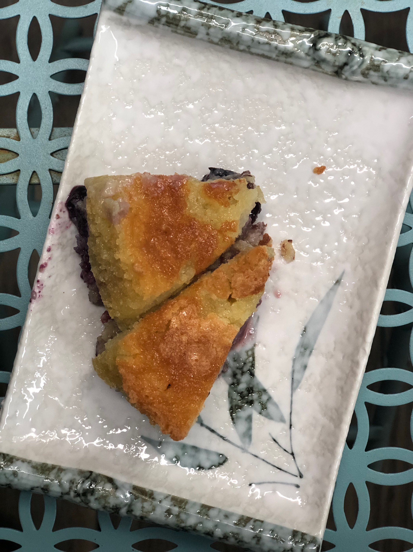 Mixed Berry Almond Cake Diana71