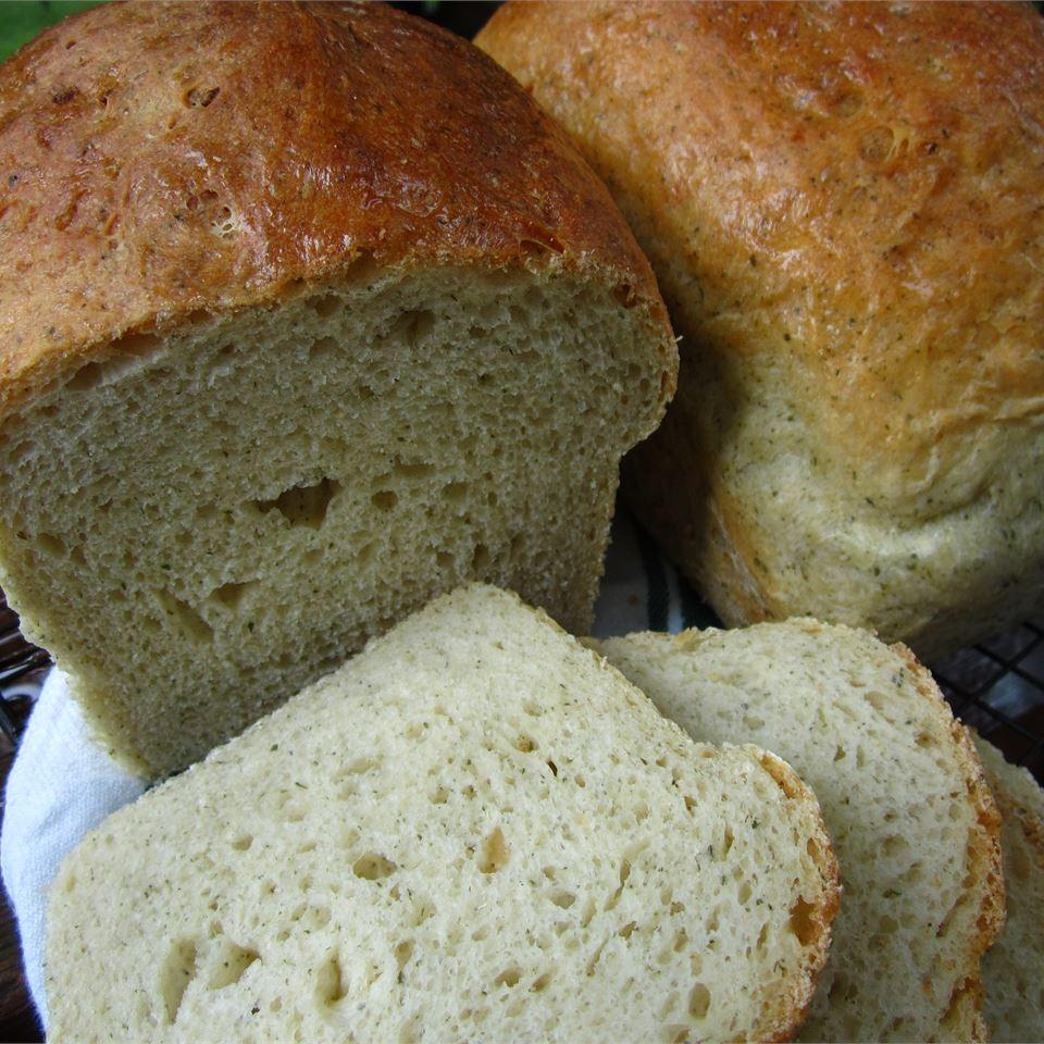 Buttermilk-Herb Bread