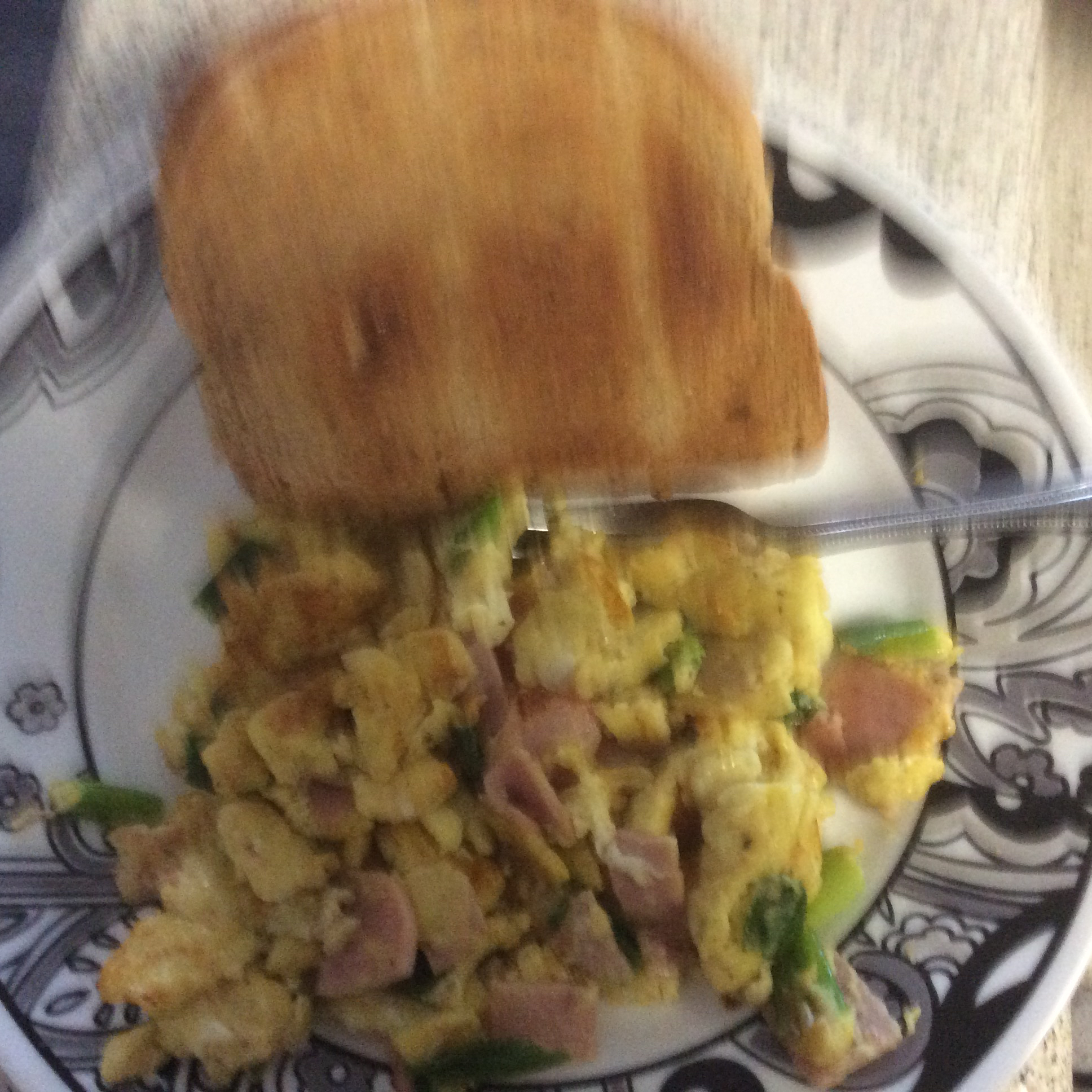 Richard's Breakfast Scramble