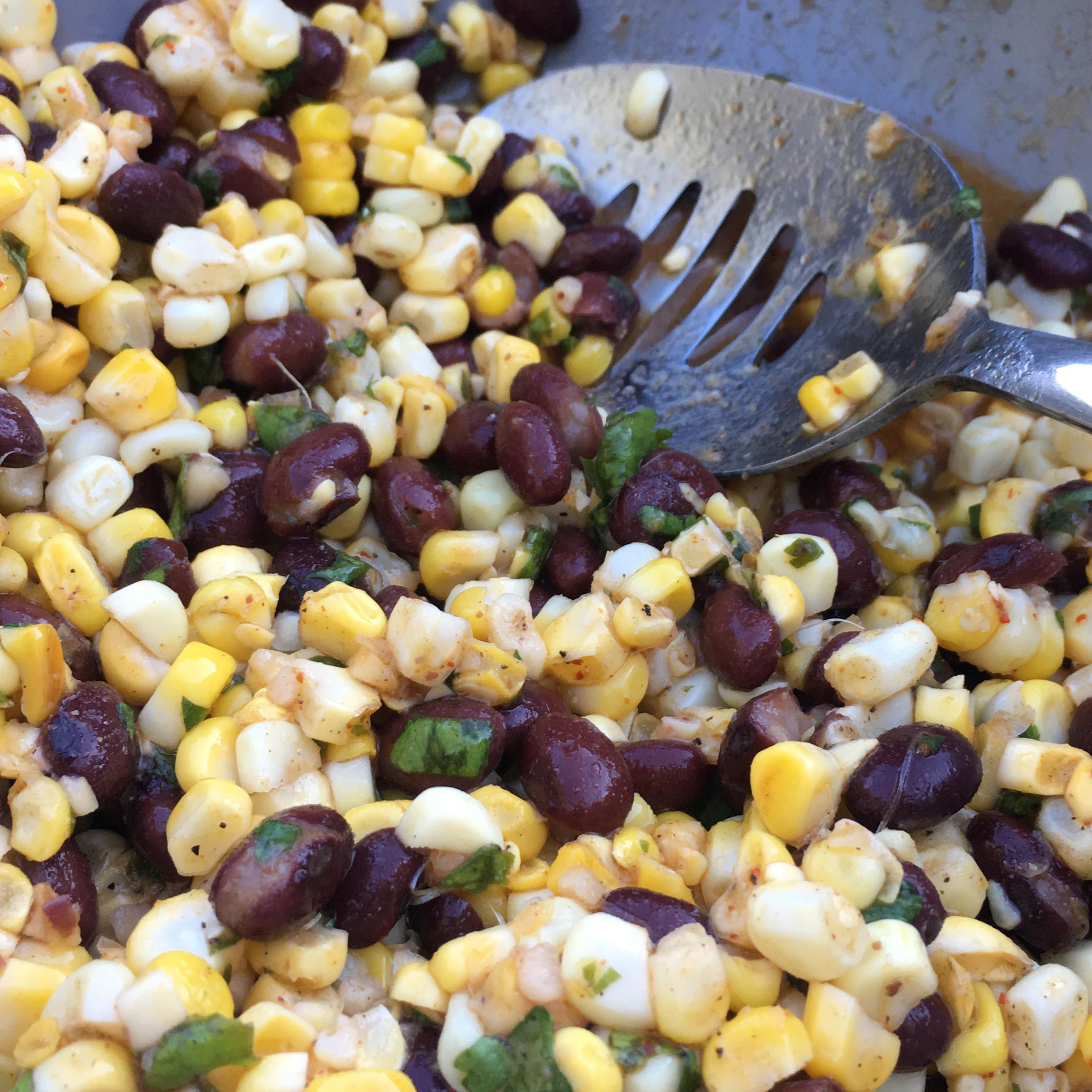 Summery Corn Salad