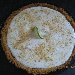 Limeade Pie Flower Fan