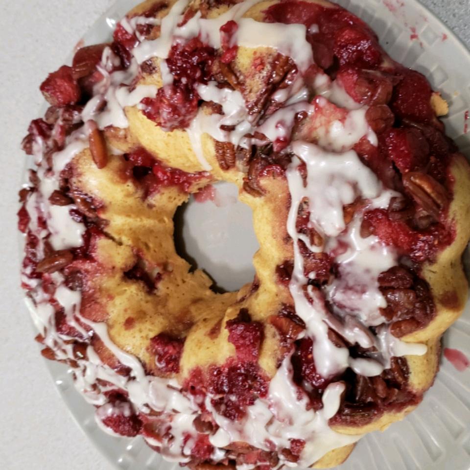 Fresh Berry Coffeecake DebS