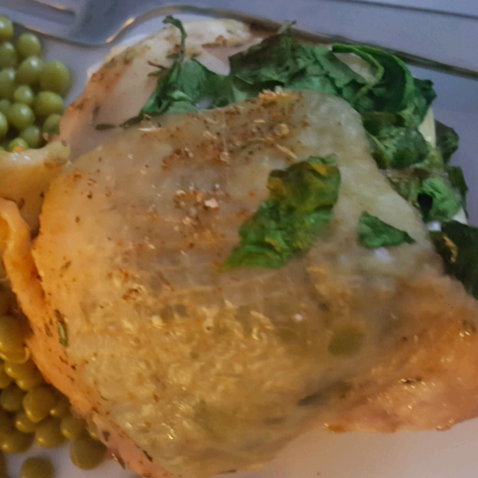 Easy Spinach and Arugula Chicken ******CAS********