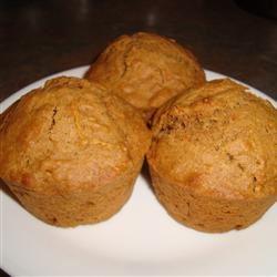Carrot Muffins amj1485