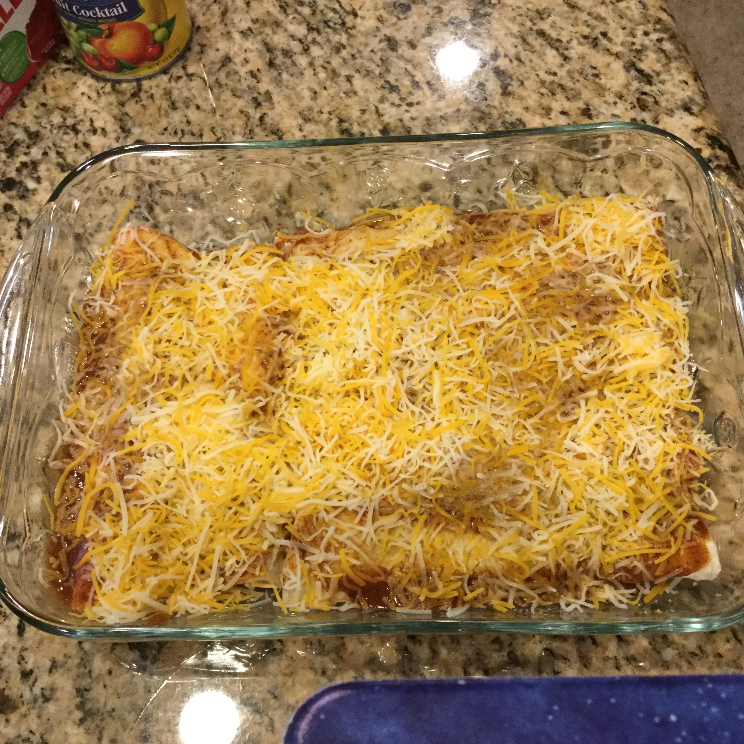 Beef Enchiladas with Homemade Sauce