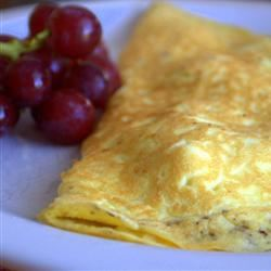 Turkey Filled Omelette Jessica