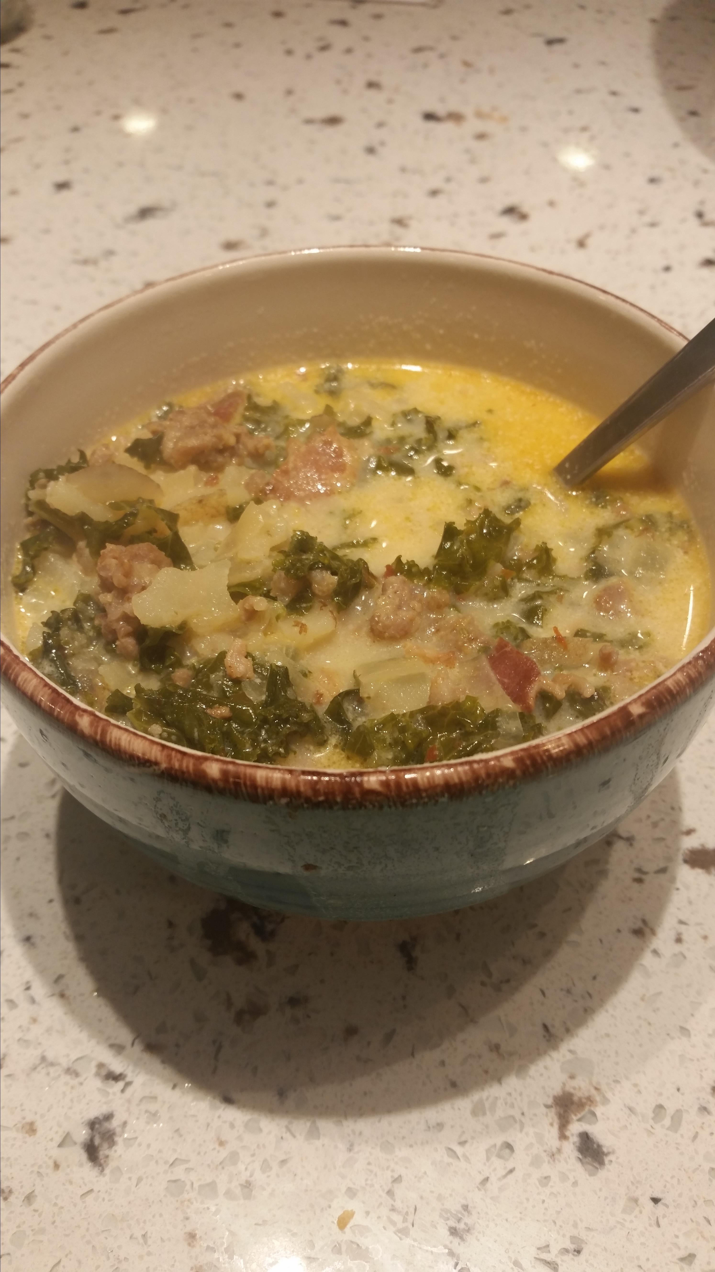 Quick Super-Delicious Zuppa Toscana