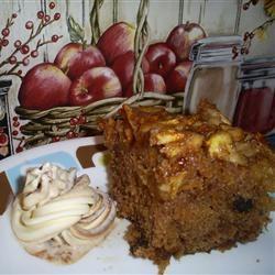 Apple Ugly Cake luvs2cook20