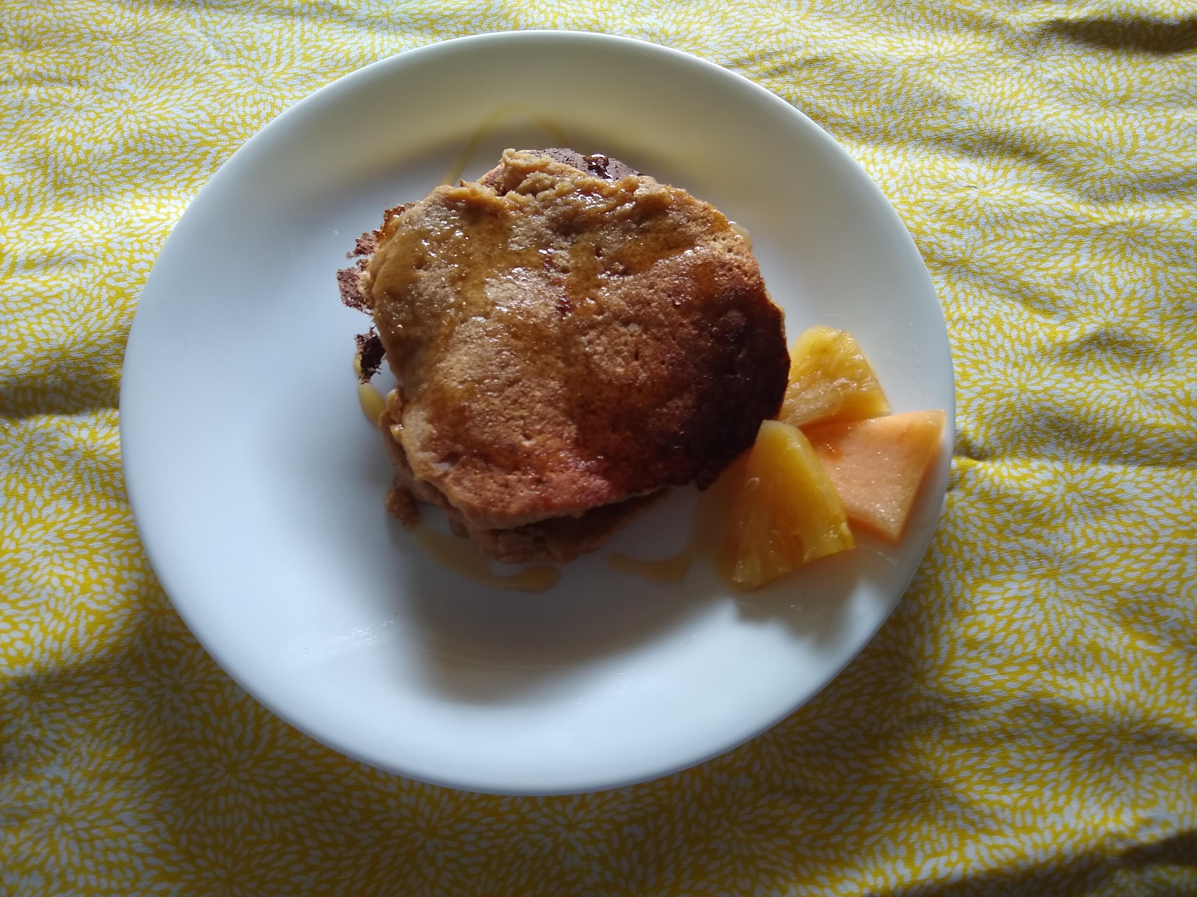 Ulu (Breadfruit) Pancakes Des