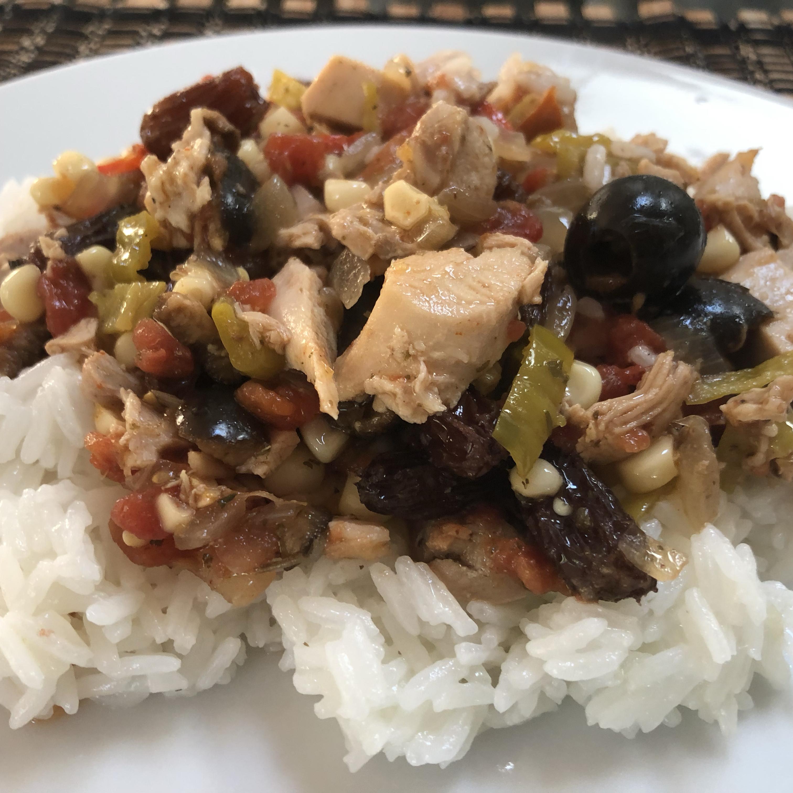 Cuban Chicken MJodyH