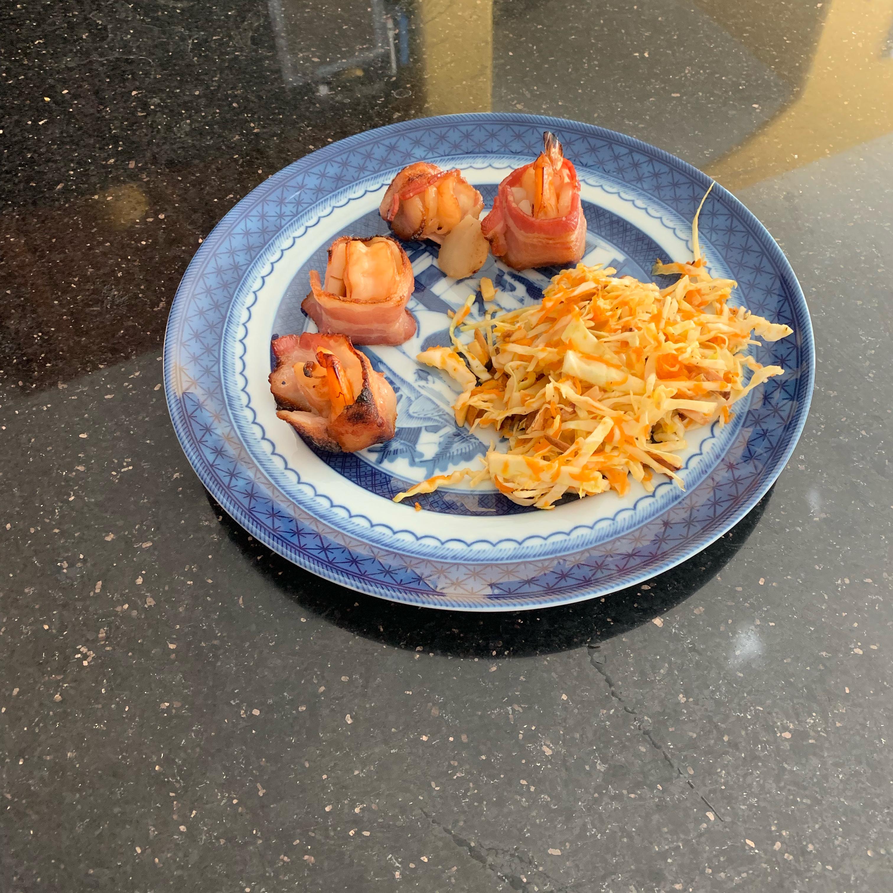 Shrimp Ramakis