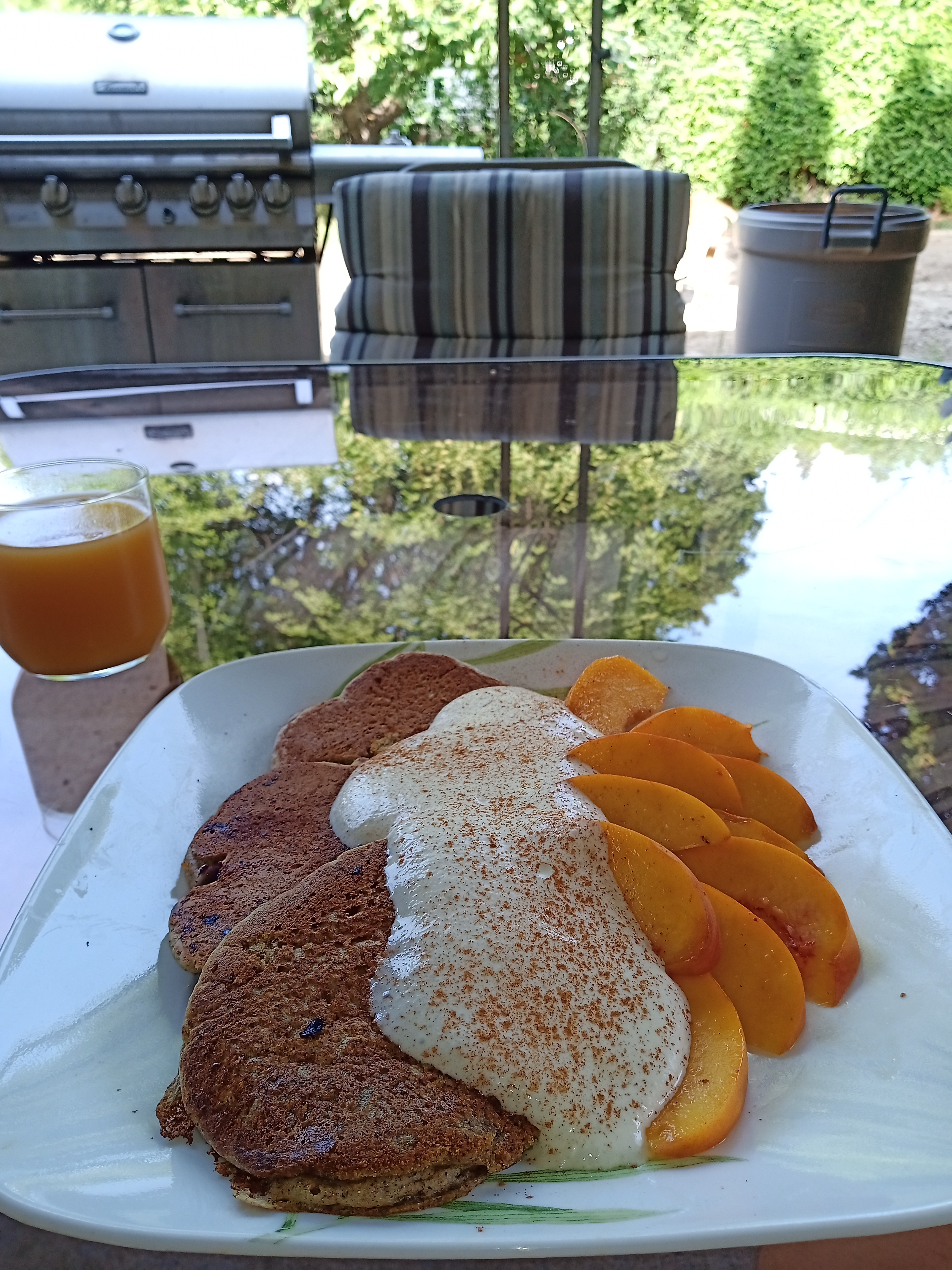 Buckwheat Pancakes Slinger