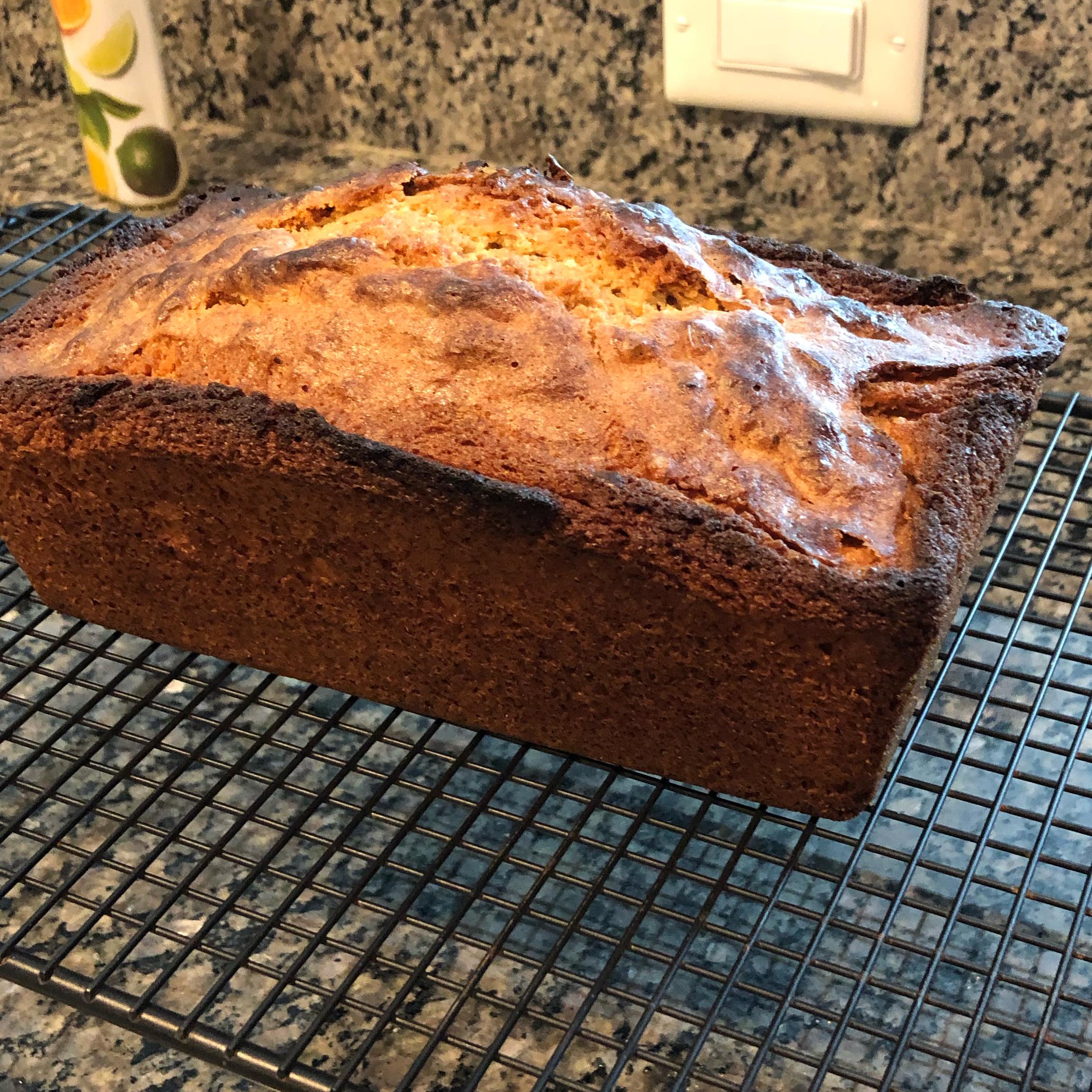 Spiced Orange Olive Oil Cake Carolyn